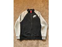 womens nike jacket black /grey /pink