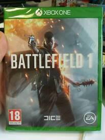 Battlefield 1, Xbox One *Brand New*