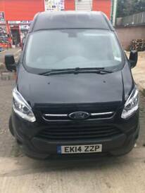 Ford transit custom 2014 - 2.2 290 swb high roof catagory D