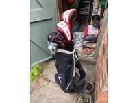 Full Set Golf Clubs - Yonex & Fazer