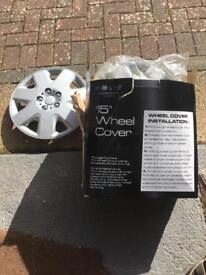 15'' Wheelcovers