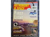 Astronomy & Space magazine May 1999