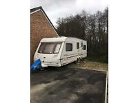 Sterling Trekker New Dawn Touring Caravan