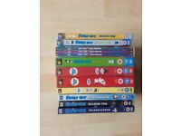 FREE TO COLLECT: 11 x Family Guy DVD Boxsets