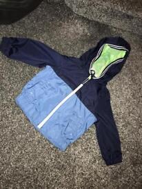 Barely worn 12-18 month boys coat
