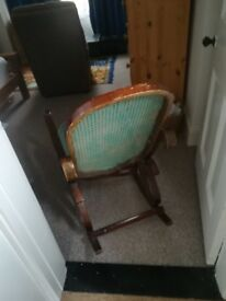 Rocking Chair in need of TLC