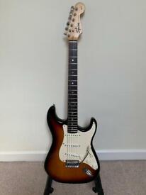 1996 25th Anniversary Yuko Squier Stratocaster
