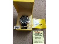 New Invicta Men's Watch