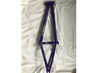Mirra Co Purple BMX Frame