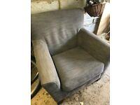 Ikea grey chair