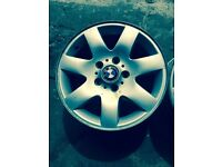 BMW 3 Series E46 x2 Alloy Wheels