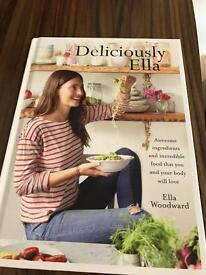 Deliciously Ella cookbook - gluten & dairy free NEW