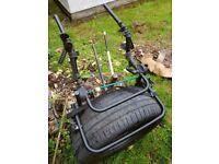4x4 spare wheel bike carrier rack