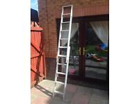 Aluminium Lockable Ladders