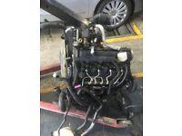 2.2 rear wheel drive euro 5 ford transit engine £600