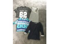 Bundle of H&M divided clothes