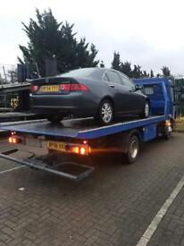 24/7 CHEAP URGENT CAR VAN RECOVERY VEHICLE BREAKDOWN TOWING TRUCK TRANSPORT WHEEL REPLACEMENT