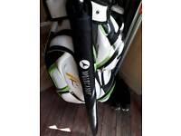 Motocaddy deluxe golf umbrella