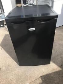 Whirlpool black fridge free deilvery at recyk