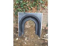 Cast iron Fireplace 🔥
