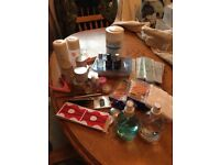 Large collection of entity acrylic nail items