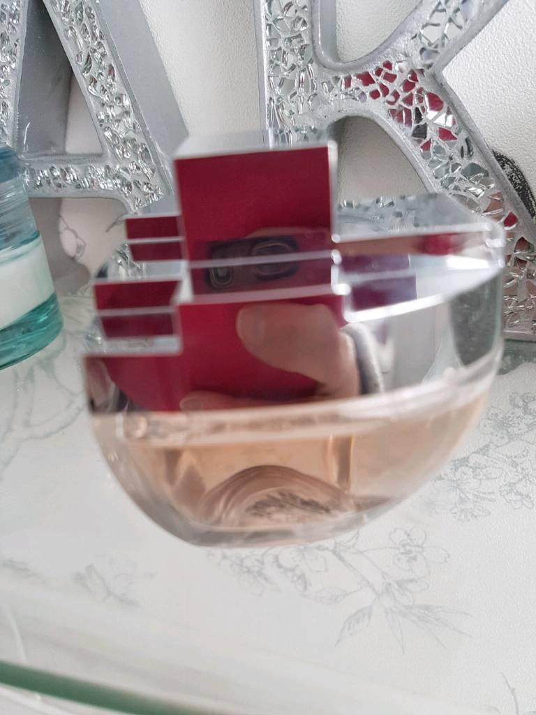 Used perfume
