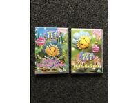 2 Fifi and the flower tots dvds