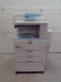 Ricoh MP 2550B A3 A4 B/W photocopier printer scanner Floor standing mono