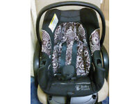 baby weaver car seat with stand