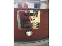 Yamaha MSD-12PE Peter Erskine Signature Custom Model 12x4 Snare Drum #350