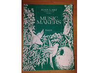 JOAN LAST - MUSIC MAKERS piano tutor Book 1 by Forsyth