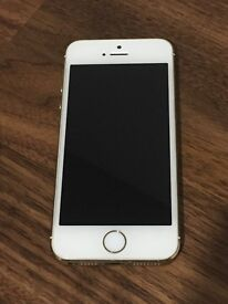 Apple iPhone 5S 16Gb Gold Unlocked - Very Good Condition