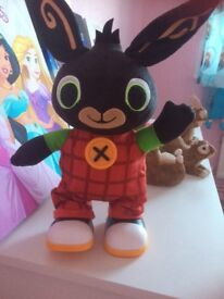 Bing bunny brand new but no box