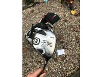 Complete golf club set - Titleist - Wilson Staff - Taylormade - Yes Putter