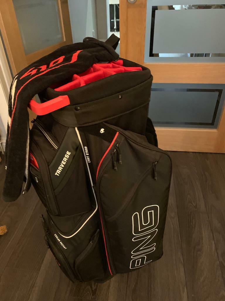 410 Cart Bag In Bibriggs Glasgow