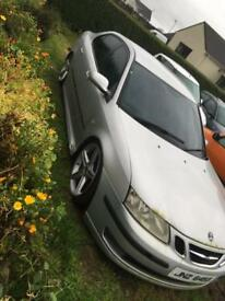 Saab 93 1.9 150 bhp for breaking