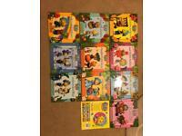 A set of 10 Fifi books