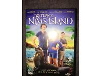 Return to Nims Island (dvd movie)