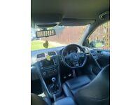 Volkswagen, GOLF, Hatchback, 2010, Manual, 1984 (cc), 5 doors