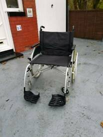 "Excel g3 22"" Large wheelchair"