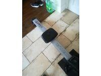 Kettler Coach Rowing Machine, Good condition
