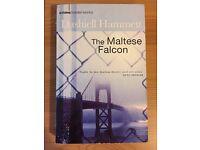 The Maltese Falcon (CRIME MASTERWORKS) By Dashiell Hammett (Rating 3.9/5 on Goodreads)