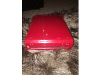 Nintendo Wii console (red)