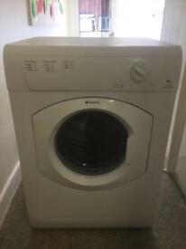 ✅Hotpoint vented tumble dryer can deliver