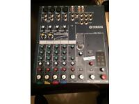 Yamaha mg82cx mixer with effects