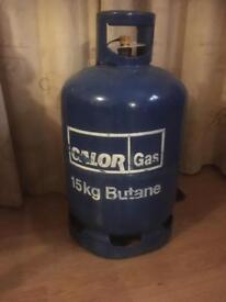 Calor 15KG bottle
