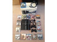 80 GB PS3 Console & Games Bundle