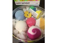 Happy bathday giftset