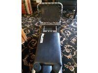 Aero Pilates machine, would make a great Christmas present