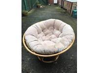 Bargain Wicker Egg Chair